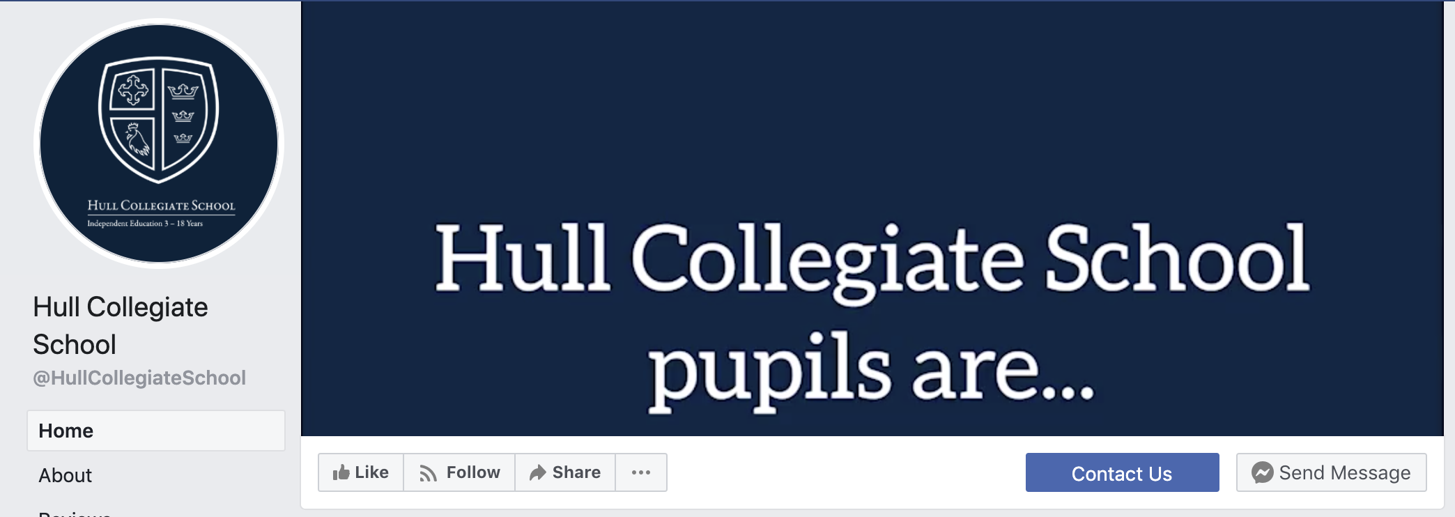 Hull Collegiate School