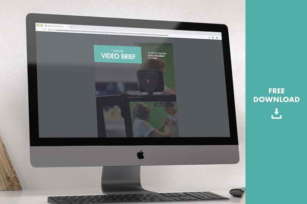 Video Marketing Briefing Form