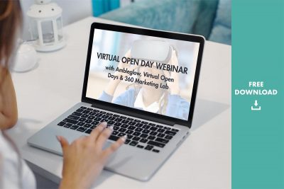 Virtual Open Day Webinar