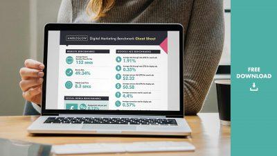 Digital Marketing Benchmark Cheat Sheet