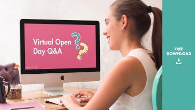 Virtual Open Day Q&A