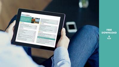 Pre-Webinar Zoom Checklist